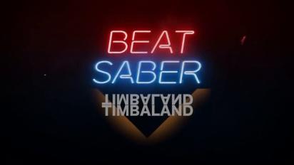 Beat Saber - Timbaland Music Pack Teaser
