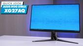 Asus ROG Strix XG27AQ - Quick Look