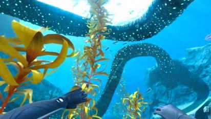Subnautica: Below Zero - State of Play Trailer