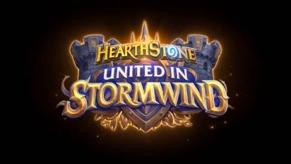 Hearthstone - United in Stormwind - Cinematic Trailer