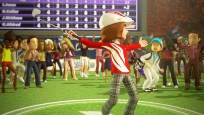 Kinect Sports Season 2 - Gamescom Trailer