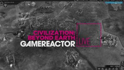 Civilization: Beyond Earth - Demo Livestream Replay
