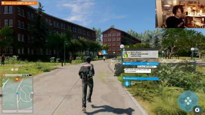 Watch Dogs 2 (PC) - Livestream Replay