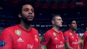 FIFA 19 - Switch Juventus vs Real Madrid Gameplay