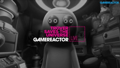 Trover Saves The Universe - Livestream Replay