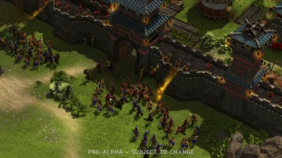 Stronghold: Warlords - Introducing Gunpowder