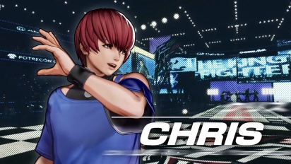 The King of Fighters XV - Chris Character Trailer