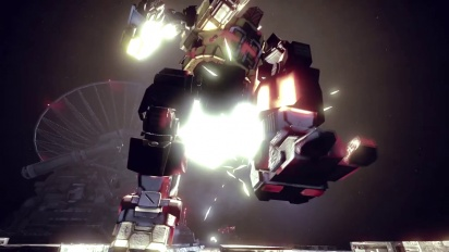 Mechwarrior Online - Grid Iron Hero Mech Trailer