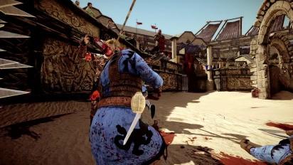Chivalry: Medieval Warfare - PS4 Announce Trailer