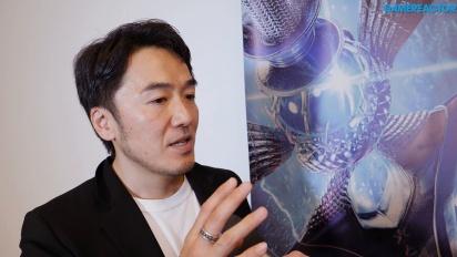 Soulcalibur VI - Motohiro Okubo Interview