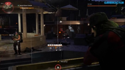 The Division 2 - Secure Eleanor Gameplay Part 2