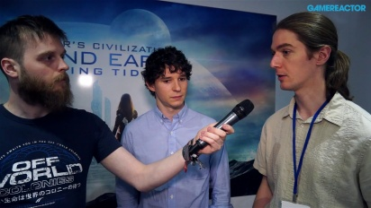 Civilization: Beyond Earth - Rising Tide Interview