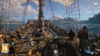 Skull & Bones - Ubisoft E3 2018 Gameplay Trailer
