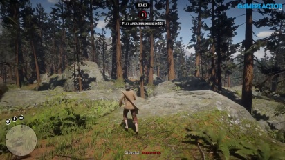 Red Dead Online - Make it Count: Bows and Arrows Match Gameplay