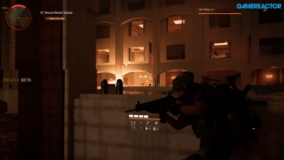 The Division 2 - Secure Eleanor Gameplay Part 1
