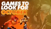 Games To Look For - October 2020