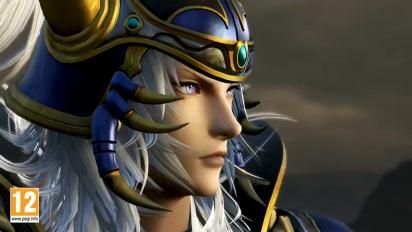 Dissidia Final Fantasy NT - Story Trailer