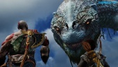 God of War - Talk with the World Serpent (Spoilers)