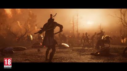 Assassins Creed Odyssey - World Reveal Gameplay Trailer