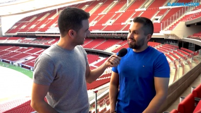 FIFA 19 - Sam Rivera Interview