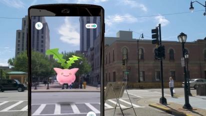 Pokémon Go - Catch 2. Generation Pokémon Trailer