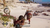 Assassin's Creed Odyssey - Conquest Battle Gameplay