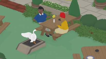 Untitled Goose Game - Coming September 20!