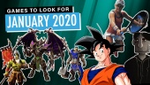 Games to Look For - January 2020