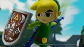 Hyrule Warriors: Definitive Edition - Character Trailer (Japanese)