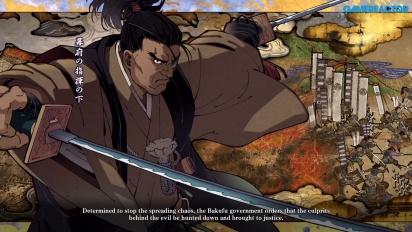 Samurai Shodown - Jubei Yagyu Story Gameplay