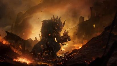 Guild Wars 2 - Living World: The Icebrood Saga Announce Trailer