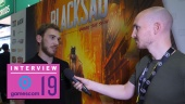 Blacksad: Under the Skin - Olivier Figere Interview