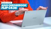 ASUS Chromebook Flip C436 - Quick Look