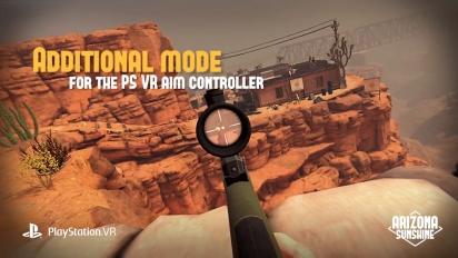 Arizona Sunshine - PS VR Launch Trailer