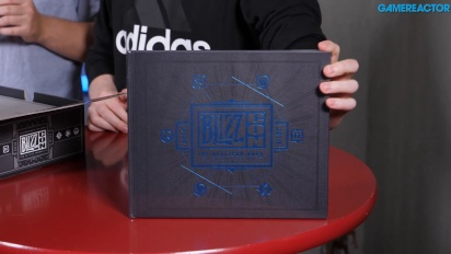 BlizzCon Swag Box - Unboxing