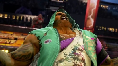 Tekken 7 - Season Pass 2 Reveal: Craig Marduk