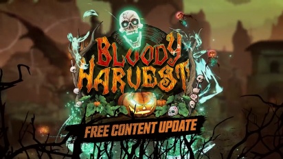 Borderlands 3 - Bloody Harvest Event Trailer