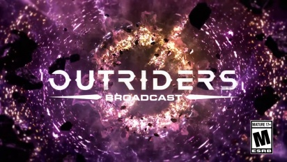 Outriders - Broadcast #5 Trailer