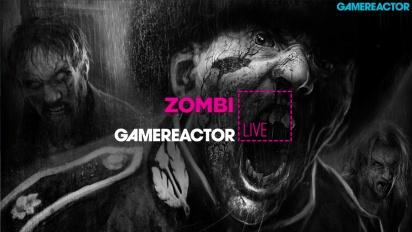 Zombi - PS4 - Livestream Replay
