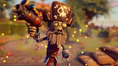 Plants vs. Zombies Garden Warfare 2 - Launch Gameplay Trailer