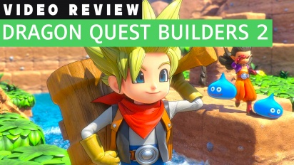 Dragon Quest Builders 2 - Videoreview