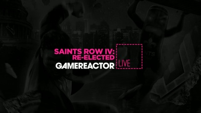 Saints Row IV: Re-Elected - Livestream Replay