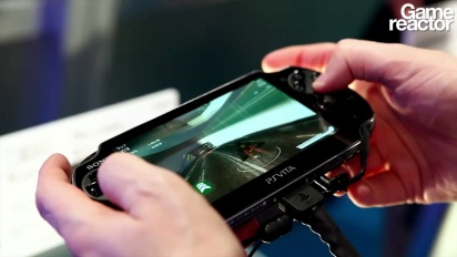 TGS 11: Wipeout 2048 gameplay