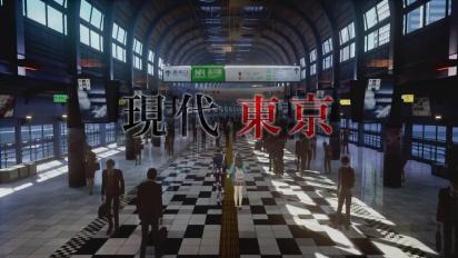 Shin Megami Tensei V - Teaser Trailer