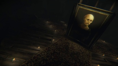 Layers of Fear: Legacy - Christmas trailer
