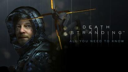 Death Stranding - Allt du behöver veta (Sponsrad #1)