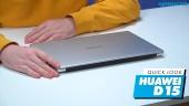 Huawei Matebook D15 - Quick Look