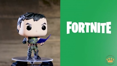 Funko - Fortnite Pop!s!