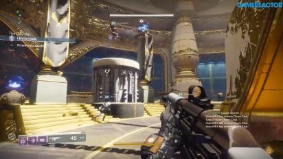 Destiny 2 - Full Leviathan Raid PC Gameplay