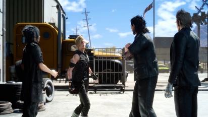 Tekken 7 - Noctis Collaboration Interview